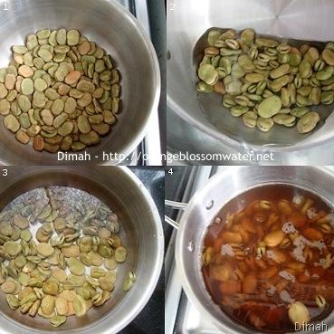 Dimah - http://www.orangeblossomwater.net - Foul Nabet 1