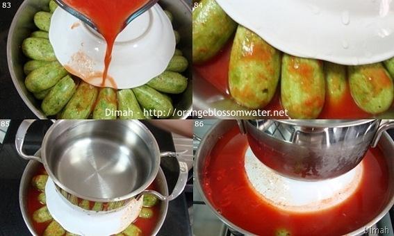 Dimah - http://www.orangeblossomwater.net - Mehshi Al-Bathenjan and Mehshi Al-Kousa 99d