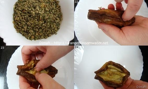 Dimah - http://orangeblossomwater.net - Mnazzalet Al-Bathenjan 6