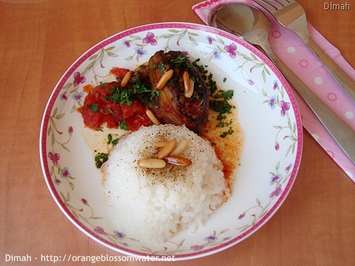 Dimah - http://orangeblossomwater.net - Mnazzalet Al-Bathenjan 99