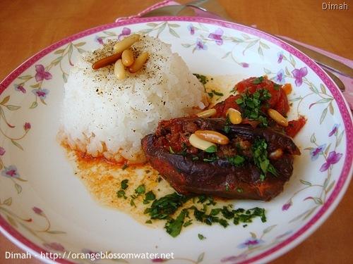 Dimah - http://orangeblossomwater.net - Mnazzalet Al-Bathenjan 99b