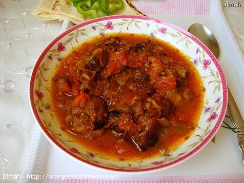 Dimah - http://www.orangeblossomwater.net - Bathenjan Mtabbaq 93