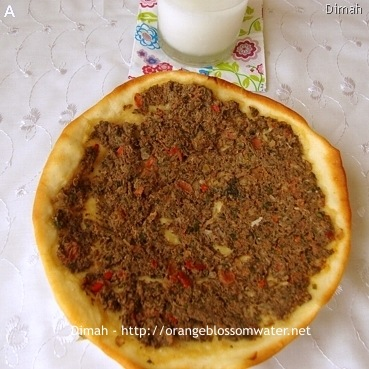 Dimah - http://www.orangeblossomwater.net - Types Of Sfiyha 2