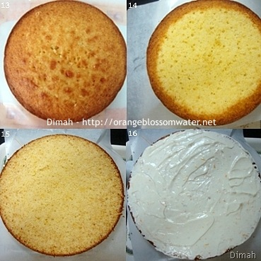 Dimah - http://www.orangeblossomwater.net - Orange Cream Layer Cake 4