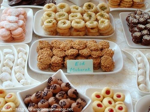 Dimah - http://www.orangeblossomwater.net - Eid Al-Fitr - 2010