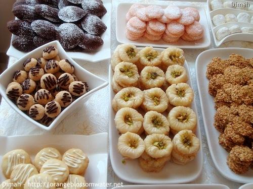 Dimah - http://www.orangeblossomwater.net - Eid Al-Fitr, Sweets - 2010 3