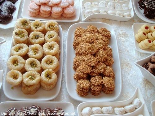 Dimah - http://www.orangeblossomwater.net - Eid Al-Fitr, Sweets - 2010 4