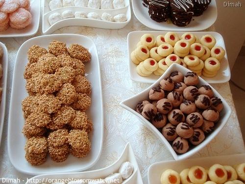 Dimah - http://www.orangeblossomwater.net - Eid Al-Fitr, Sweets - 2010 5