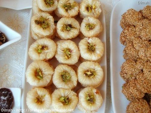 Dimah - http://www.orangeblossomwater.net - Eid Al-Fitr, Sweets - 2010 6