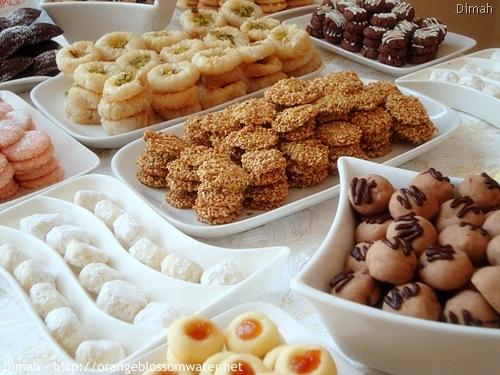 Dimah - http://www.orangeblossomwater.net - Eid Al-Fitr, Sweets - 2010 99