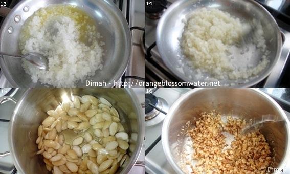 Dimah - http://www.orangeblossomwater.net - Kibbeh Bes-Seiniyeh 4