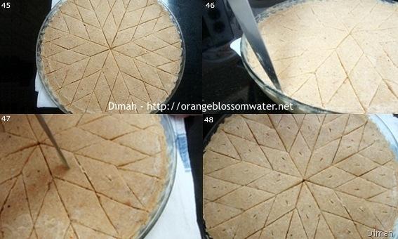 Dimah - http://www.orangeblossomwater.net - Kibbeh Bes-Seiniyeh 92