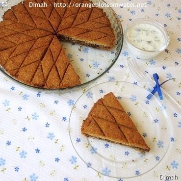 Dimah - http://www.orangeblossomwater.net - Kibbeh Bes-Seiniyeh 94