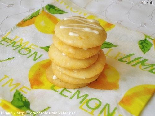 Dimah - http://www.orangeblossomwater.net - White Chocolate Orange Dream Cookies 9