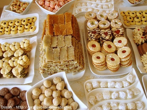 Dimah - http://www.orangeblossomwater.net - Eid Al-Adha, Sweets - 2010 3