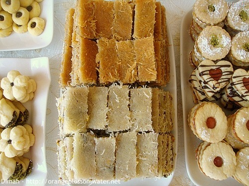 Dimah - http://www.orangeblossomwater.net - Eid Al-Adha, Sweets - 2010 5