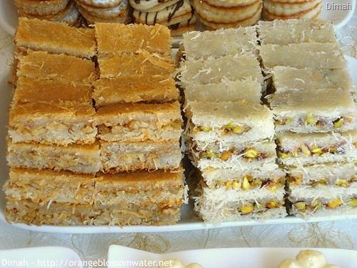 Dimah - http://www.orangeblossomwater.net - Eid Al-Adha, Sweets - 2010 6