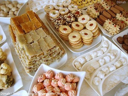Dimah - http://www.orangeblossomwater.net - Eid Al-Adha, Sweets - 2010 99a