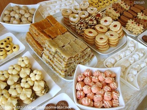 Dimah - http://www.orangeblossomwater.net - Eid Al-Adha, Sweets - 2010 99b
