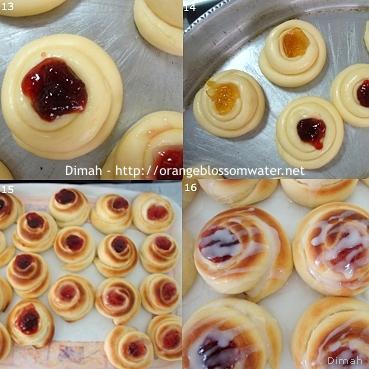Dimah - http://www.orangeblossomwater.net - jelly Belly Rolls 4