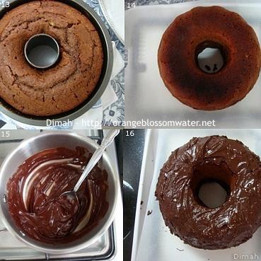 Dimah - http://www.orangeblossomwater.net - Vanilla Fudge Marble Cake 4