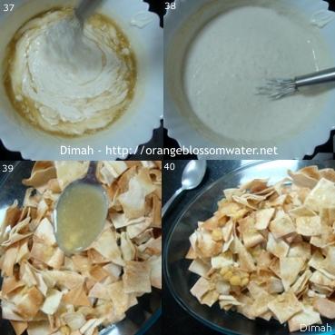 Dimah - http://www.orangeblossomwater.net - Fattet Hummus Bel-Laban 90