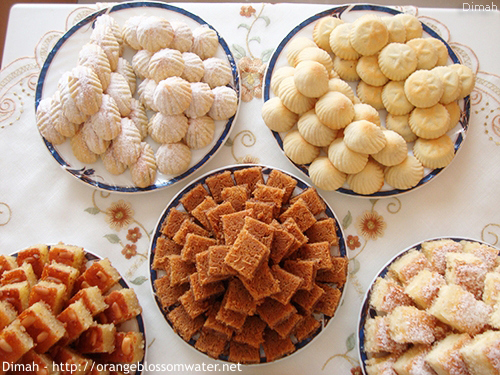 Download Arabic Eid Al-Fitr Food - Eid-Al-Fitr-Sweets-2013-5  Graphic_709119 .jpg