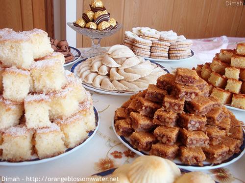 Dimah - http://www.orangeblossomwater.net - Eid Al-Fitr, Sweets - 2013 99n