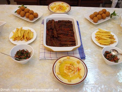 Dimah - http://www.orangeblossomwater.net - Ramadan Iftar 3