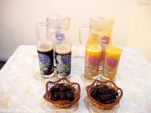 Dimah - http://www.orangeblossomwater.net - Ramadan Iftar 98