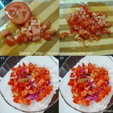 Dimah - http://www.orangeblossomwater.net - Salatet Mkhallal 5