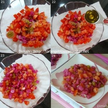 Dimah - http://www.orangeblossomwater.net - Salatet Mkhallal 6