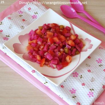 Dimah - http://www.orangeblossomwater.net - Salatet Mkhallal 7