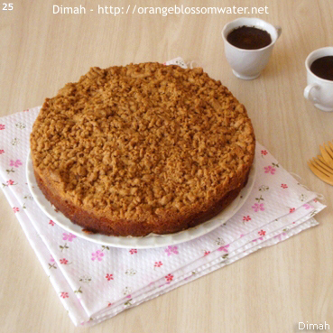 Dimah - http://www.orangeblossomwater.net - German Apple Cake 7
