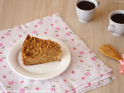 Dimah - http://www.orangeblossomwater.net - German Apple Cake 92