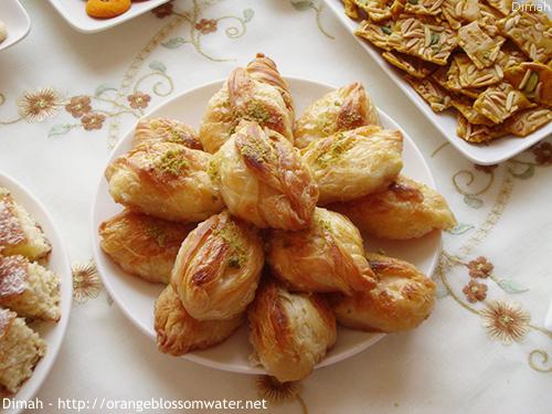 Dimah - http://www.orangeblossomwater.net - Eid Al-Fitr, Sweets - 2014 4