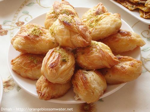 Dimah - http://www.orangeblossomwater.net - Eid Al-Fitr, Sweets - 2014 5