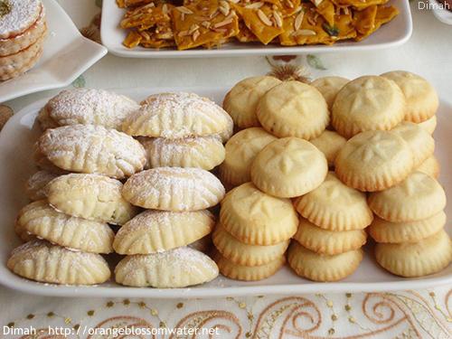 Dimah - http://www.orangeblossomwater.net - Eid Al-Fitr, Sweets - 2014 8