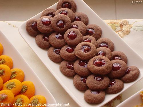 Dimah - http://www.orangeblossomwater.net - Eid Al-Fitr, Sweets - 2014 91
