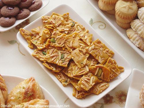 Dimah - http://www.orangeblossomwater.net - Eid Al-Fitr, Sweets - 2014 93
