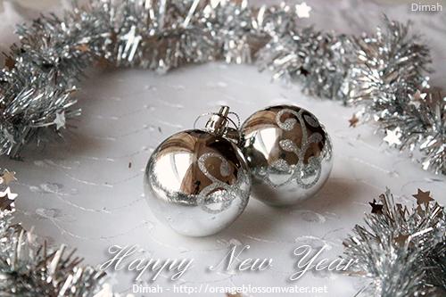 Dimah - http://www.orangeblossomwater.net - Happy New Year, 2015