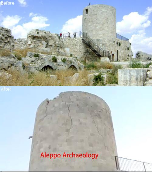 Dimah - http://www.orangeblossomwater.net - Aleppo Citadel 4