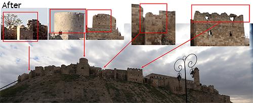 Dimah - http://www.orangeblossomwater.net -Aleppo Citadel 6 500