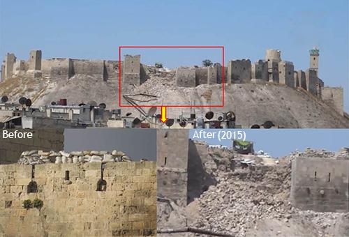 Dimah - http://www.orangeblossomwater.net - Aleppo Citadel 9 500