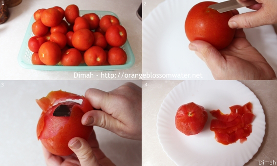 Dimah - http://www.orangeblossomwater.net -Kibbeh Safarjaliyeh 1