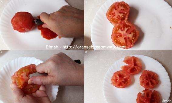 Dimah - http://www.orangeblossomwater.net -Kibbeh Safarjaliyeh 2