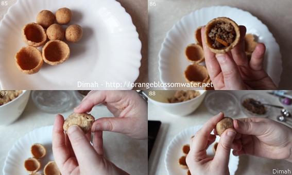 Dimah - http://www.orangeblossomwater.net -Kibbeh Safarjaliyeh 99c
