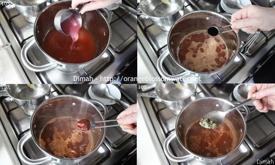 Dimah - http://www.orangeblossomwater.net -Kibbeh Safarjaliyeh 99h