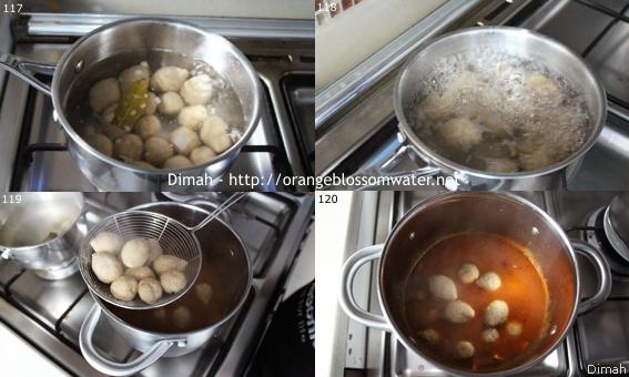 Dimah - http://www.orangeblossomwater.net -Kibbeh Safarjaliyeh 99k