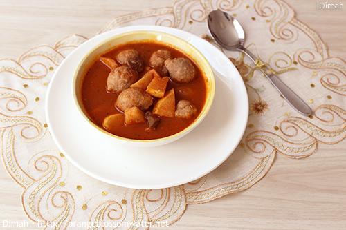 Dimah - http://www.orangeblossomwater.net - Kibbeh Safarjaliyeh 99n 500